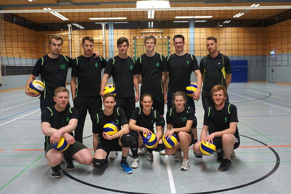 TSV Godshorn Gruppe Volleyball