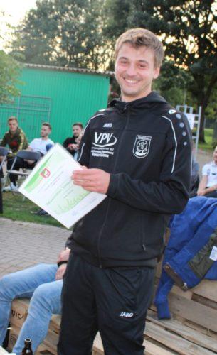 Maximilian Linnenbrink 25 Mitglied TSV Godshorn